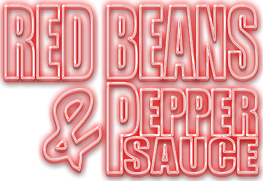 Red Beans & Pepper Sauce